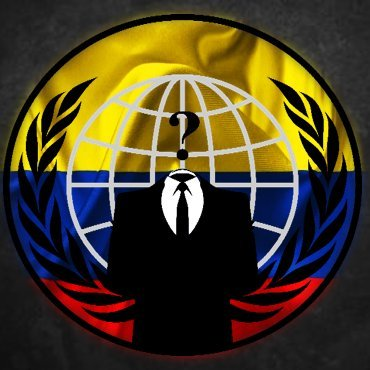 Colombian Anonymous Launches Cyberwar Against Police