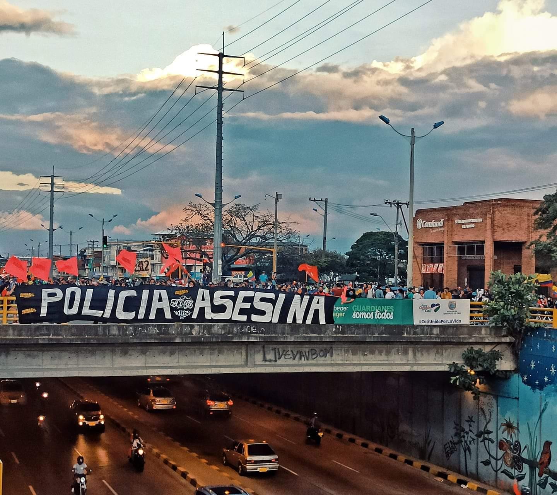 21st of September General Strike in Colombia