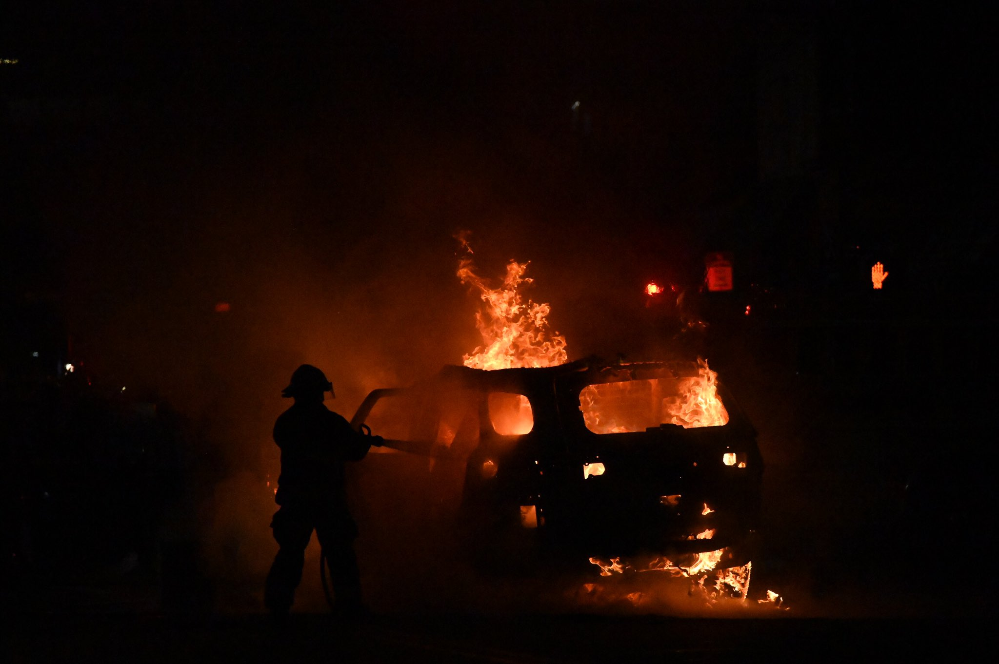 Riots in Philadelphia Continue After Shooting of Walter Wallace