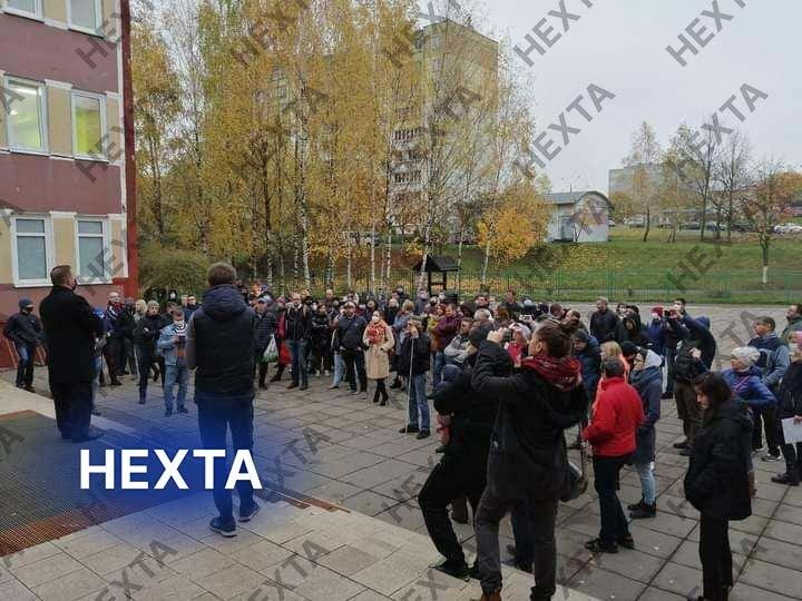 Student Strikes Take Belarus By Storm