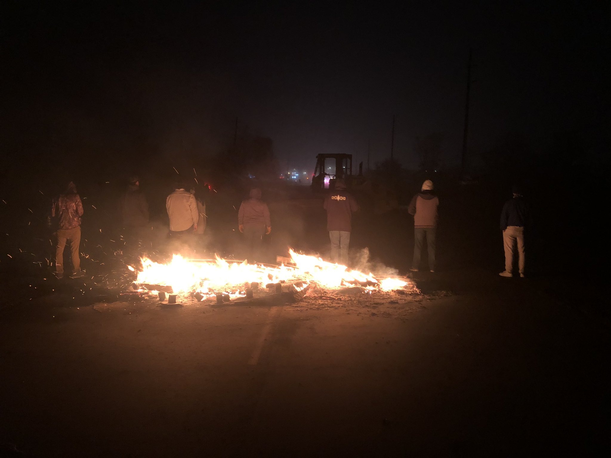 Clashes Continue at 1492 Land Back Lane