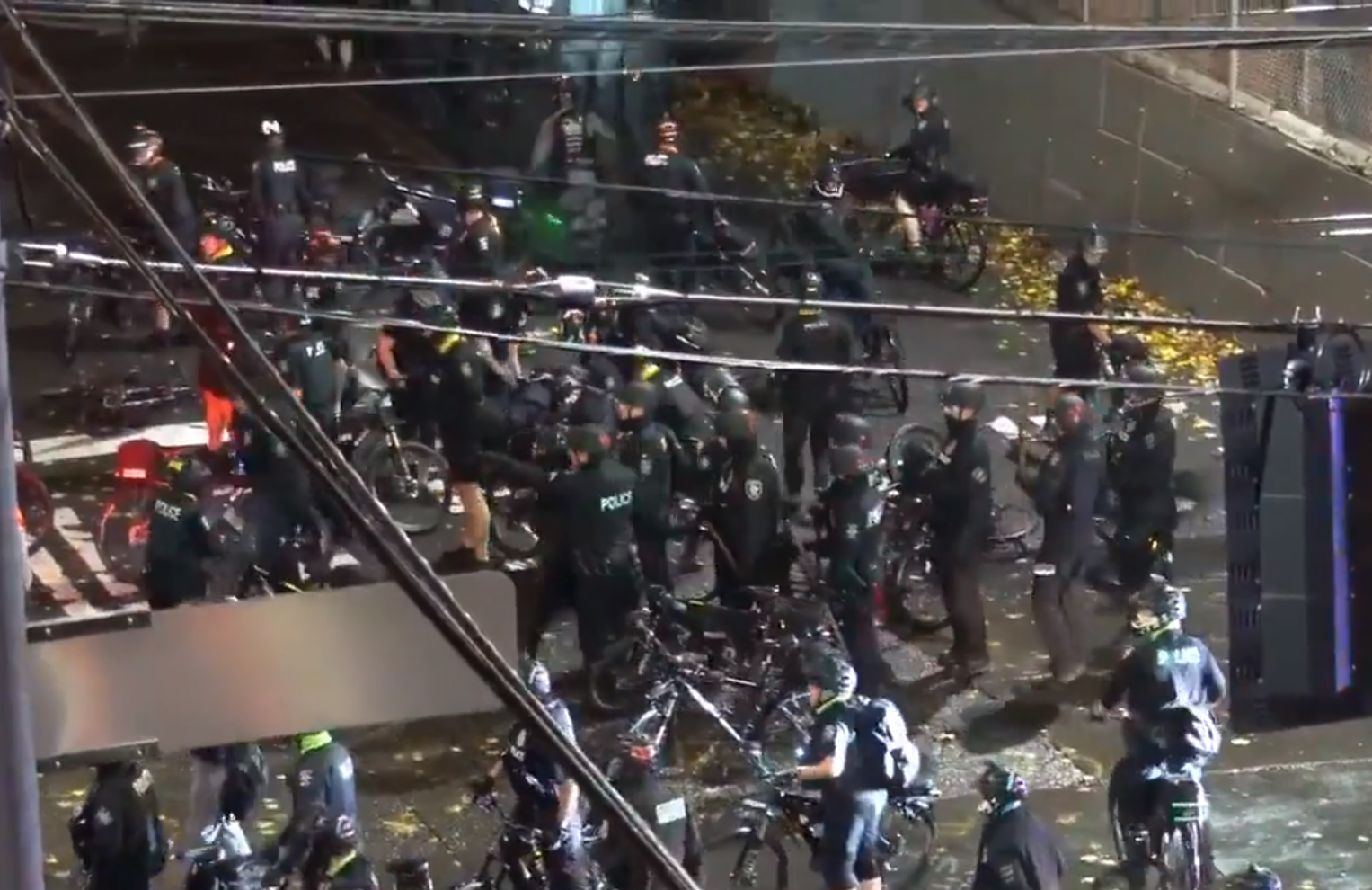 Seattle Police Brutally Assault Protesters