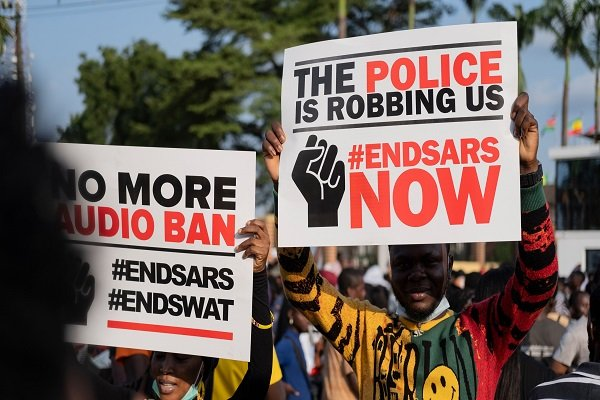 End SARS Protests in Nigeria Return to Lagos