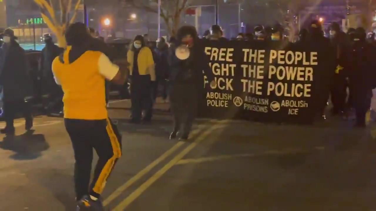 Dozens in DC Participate in FTP March