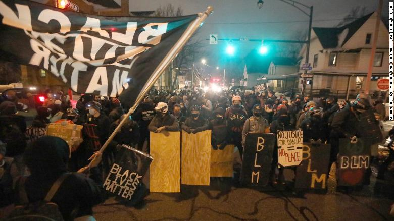 Protesters in Rochester March After Police Murderers of Daniel Prude are Cleared of Charges
