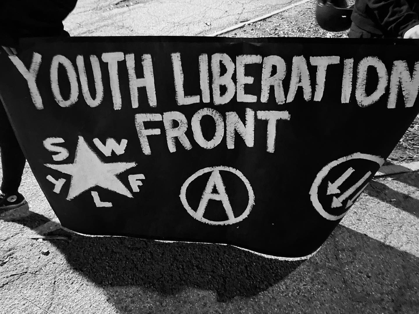 Youth Liberation Front in Los Angeles Marches Against Prisons for Youth