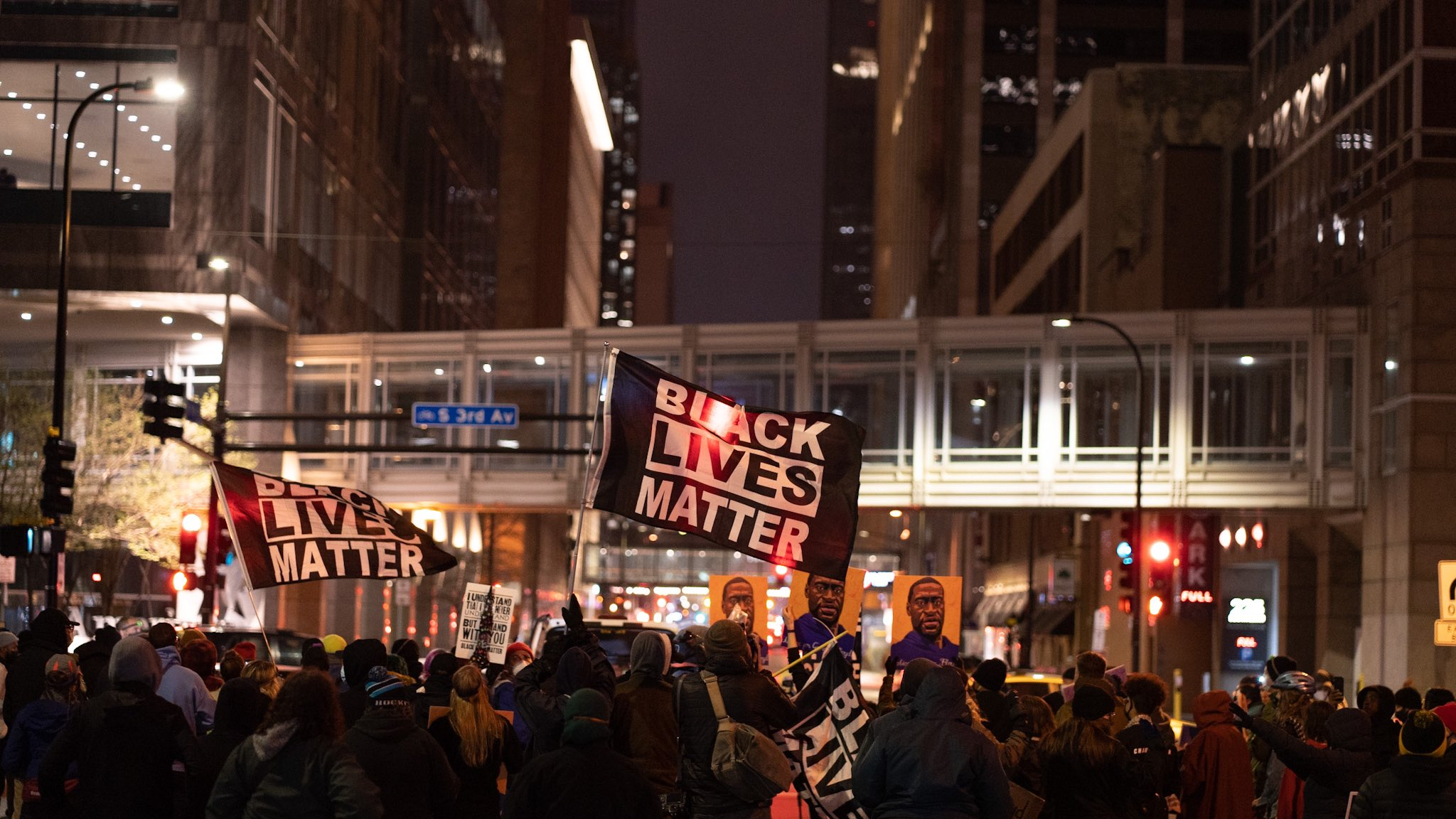 Minneapolis Protesters March Demanding Justice for George Floyd